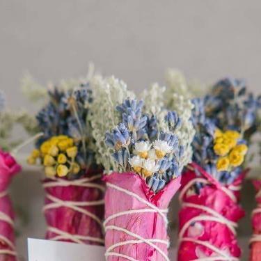 Small Floral Sage Bundle
