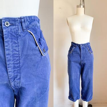 """Vintage 1980s Cub Scout Uniform Pants / 26-27"""" waist by MsTips"""
