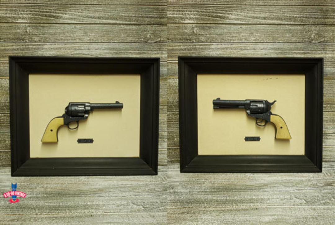 Perfect Gun Wall Decor Ornament - Wall Art Decoration Ideas ...
