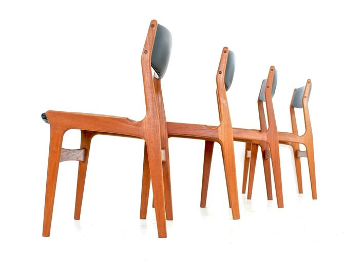 Mid Century Chairs By Dyrlund of Denmark by SputnikFurnitureLLC
