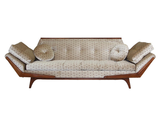 Mid Century Sofa Inspired by Adrian Pearsall made by Rowe by RetroPassion21