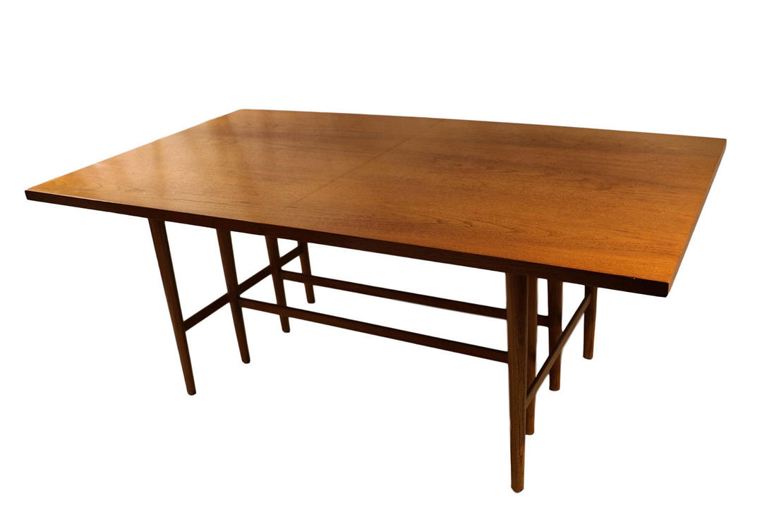 Mid Century Paul Mccobb Irwin Collection Dining Table By