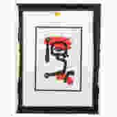 "Paul Klee. ""Der Paukenspieler"""