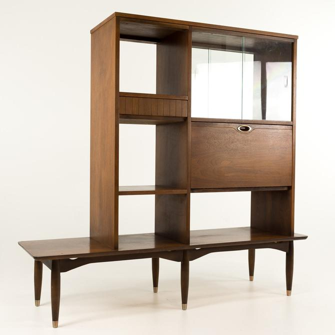 Mainline by Hooker Mid-Century Modern Room Divider by ModernHill