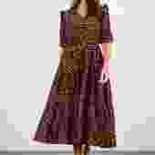Jordan Dress | Posh Cheetah