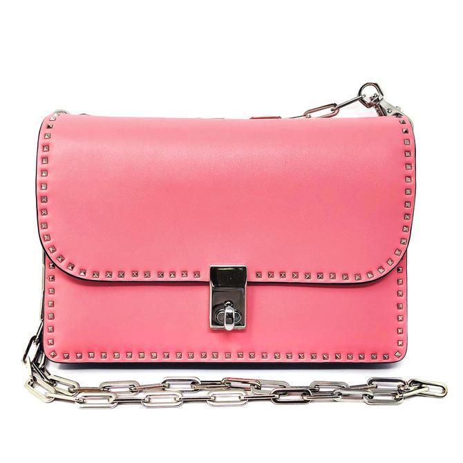 Valentino Pink Rockstud Purse