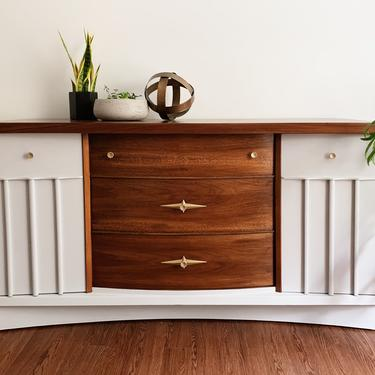SOLD*** MCM Sideboard Buffet by Stanley by madenewdesignct