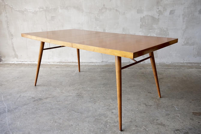 Paul McCobb Dining Table by FandFVintage