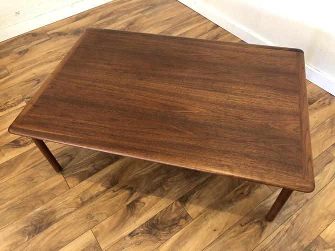 Dux Vintage Teak Coffee Table