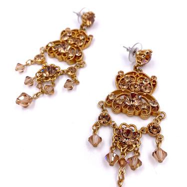 Chandelier Drop Earrings by TheKitVintage