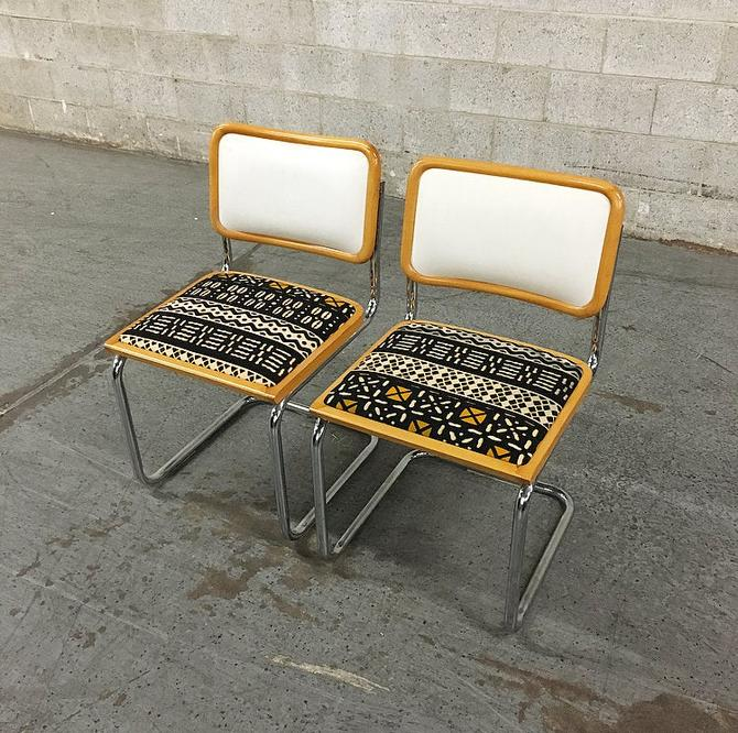 LOCAL PICKUP ONLY ----------- Vintage Set of 2 Dining Chairs by RetrospectVintage215