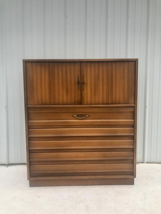 Mid Century Highboy by American of Martinsville
