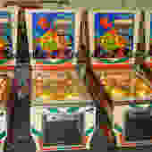 Bank Shot Vintage Pinball Machine