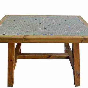 1950's French Arts & Crafts Kitchen Table