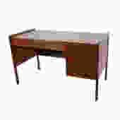 Walnut Desk Dillingham Esprit designed by Martin Borenstein Mid Century Modern by HearthsideHome