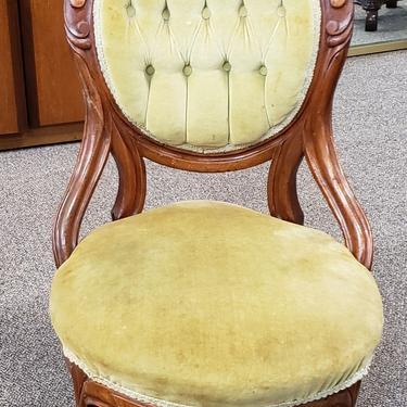 Item #DMC64 American Victorian Parlor Chairs c.1890