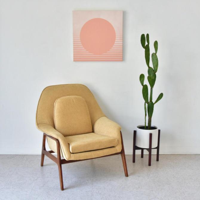 Vintage Danish DUX Lounge Chair