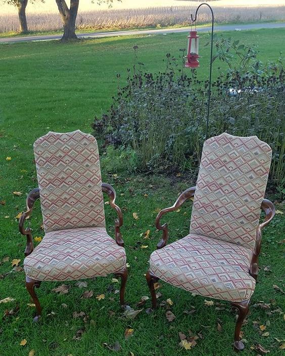 Pair of Southwood Armchairs,