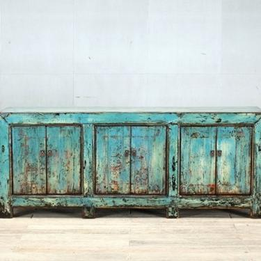 Chinese Cabinet with Restoration