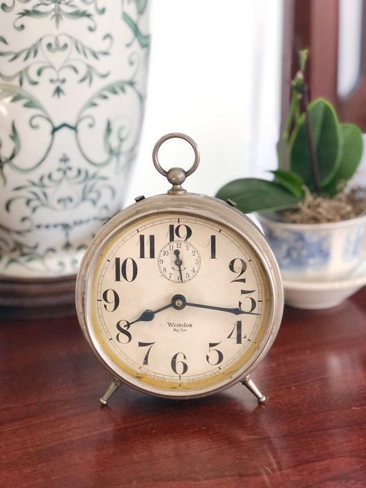 Vintage Westclox Big Ben Alarm Clock by AnticaMarket