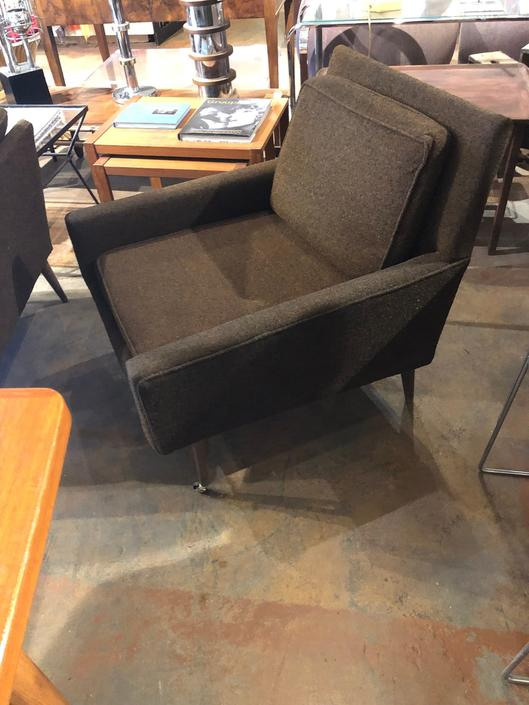 Mid Century Armchair by bcdrygoods