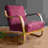 Alvar Aalto Model 402 Lounge Chair