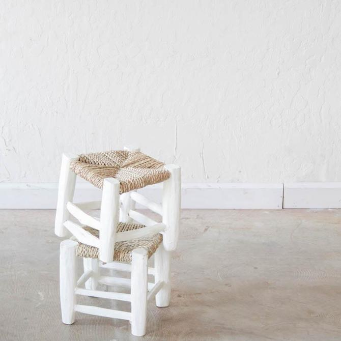 Very Small Moroccan Stool
