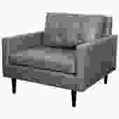 """""""Ritchie"""" Arm Chair in Vintage Grey"""