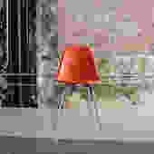 Eames Shell in Orange (2 available)