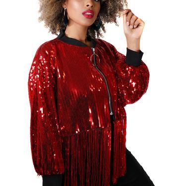 Love or Lust Sequin Jacket
