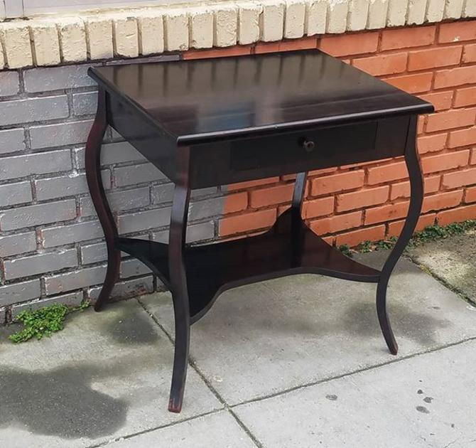 Petite Top Library Table,