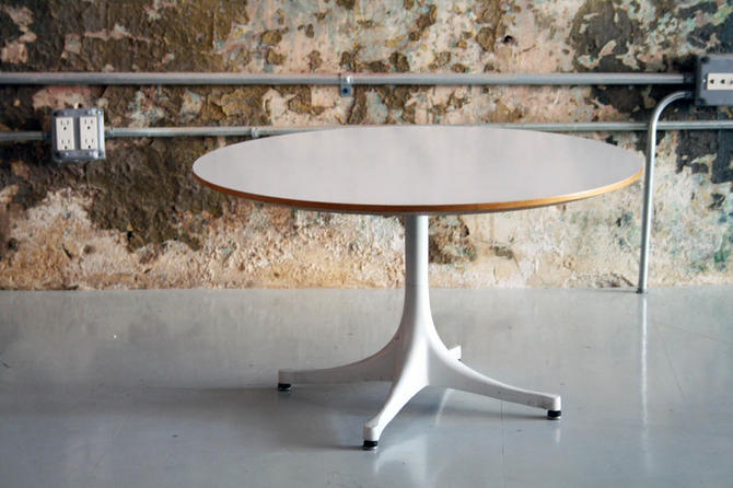 George Nelson for Herman Miller Swag leg coffee table
