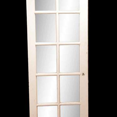 10 Lite Antique French Door 76.5 x 26.375