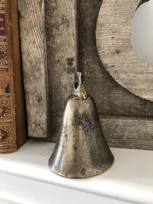 Vintage Brass Bell by AnticaMarket