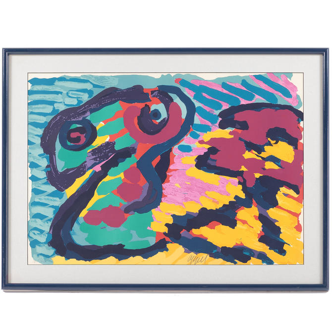 "Karel Appel. ""Snake"""