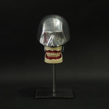 1930's Aluminum Dental Phantom (# 3-57)