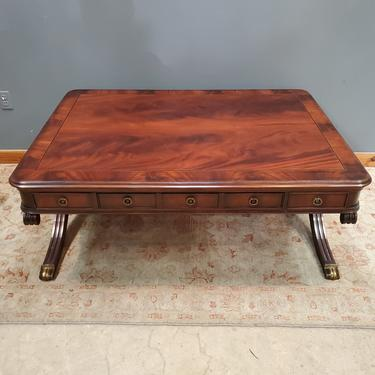 Henredon Furniture Historic Natchez Coffee Table