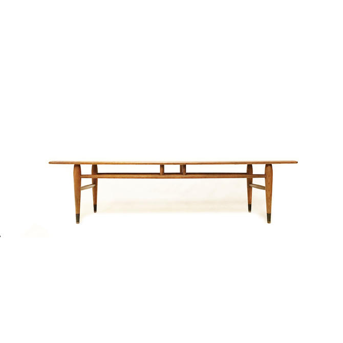 Vintage Lane Coffee Table In Wood by minthome