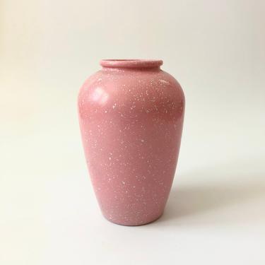 Large 1980s Pink Glass Vase by Studio Nova Portugal by SergeantSailor