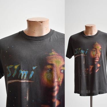 1980s Jimi Hendrix Tshirt by milkandice