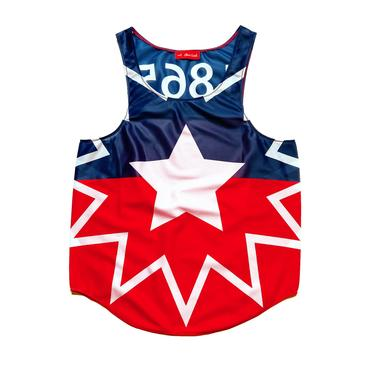 """Juneteenth """"Freedom Day"""" Flag Tank Top"""