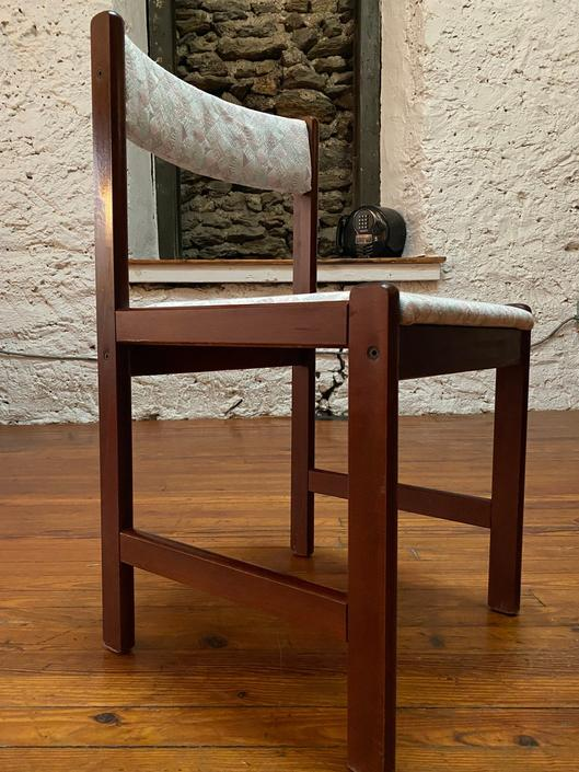Mid century dining chair Danish modern dining chair mid century dining set by VintaDelphia