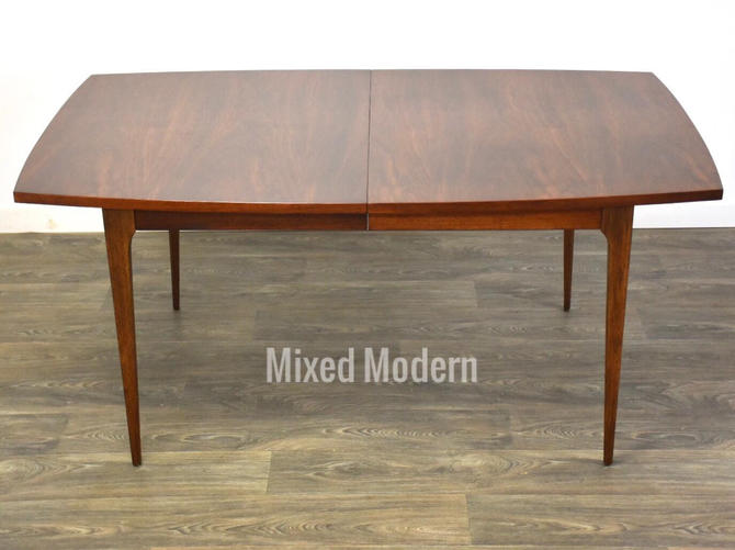 Broyhill Brasilia Walnut Dining Table by mixedmodern1