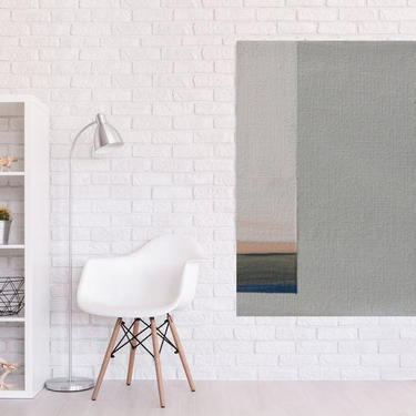 Sale-New Large 24x36, 36x48 Original Canvas Art Painting Abstract Minimalist Modern Contemporary Artwork by ArtbyDinaD by ArtbyDinaD