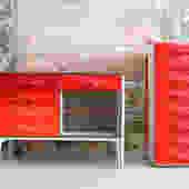 Raymond Loewy DF2000 Desk or Vanity