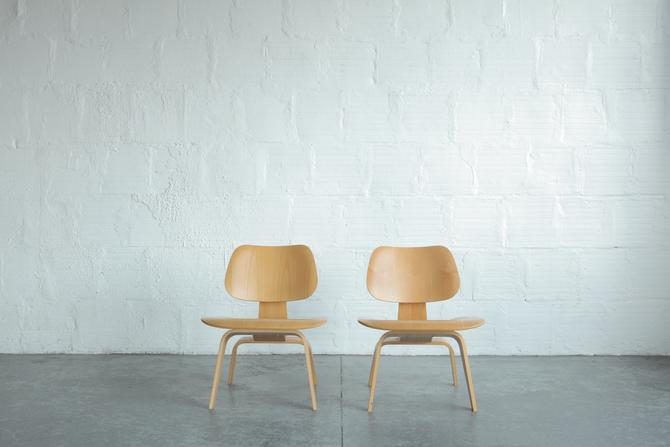 Herman Miller Eames LCW
