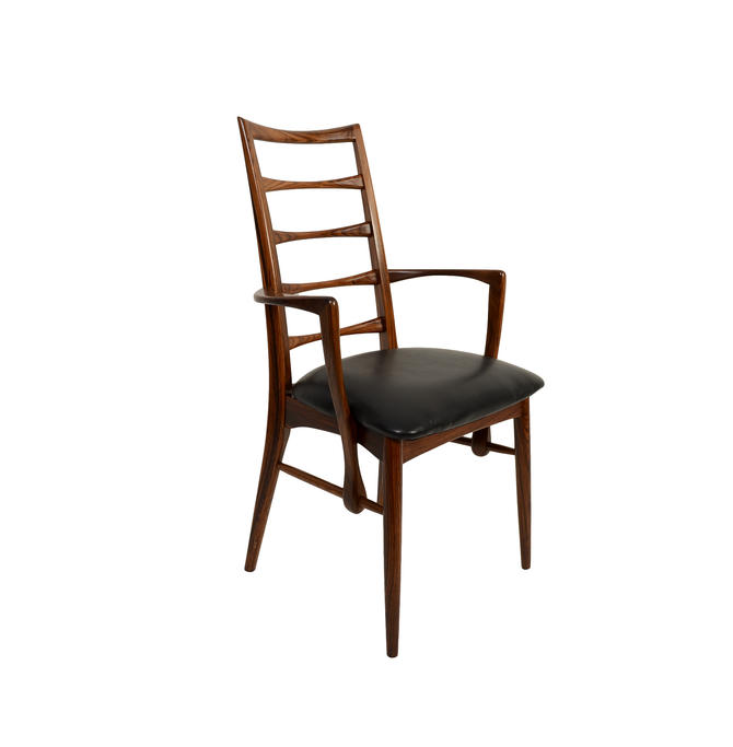 "Rosewood Arm Chair ""Lis"" by Niels Koefoed for Koefoed Hornslet Danish Modern by HearthsideHome"