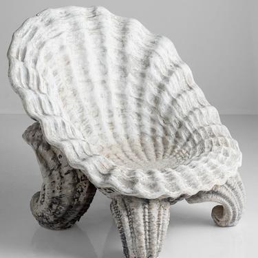 Shell Grotto Garden Chair