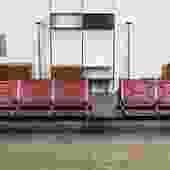 Eames for Herman Miller Tandem Sling Seating System