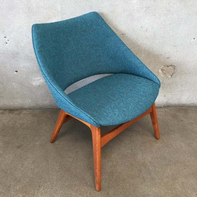Vintage Mid Century Norwegian Chair by Gerhard Berg
